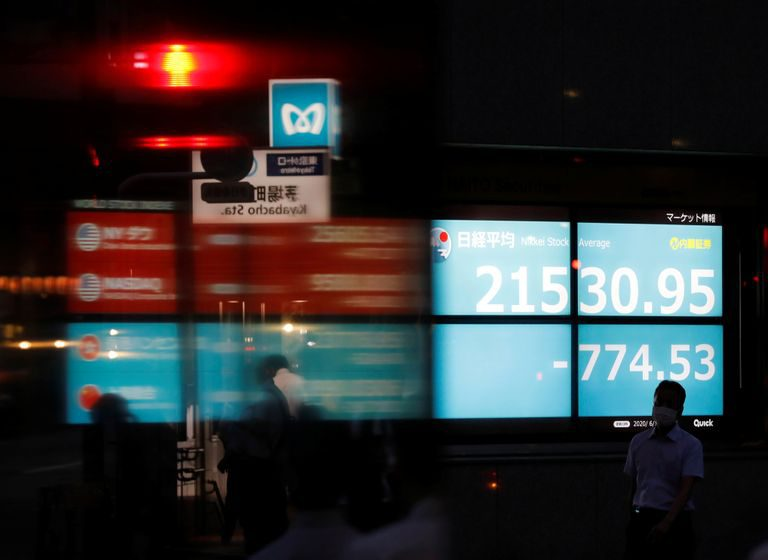 Global stocks retreat on rising second wave fears