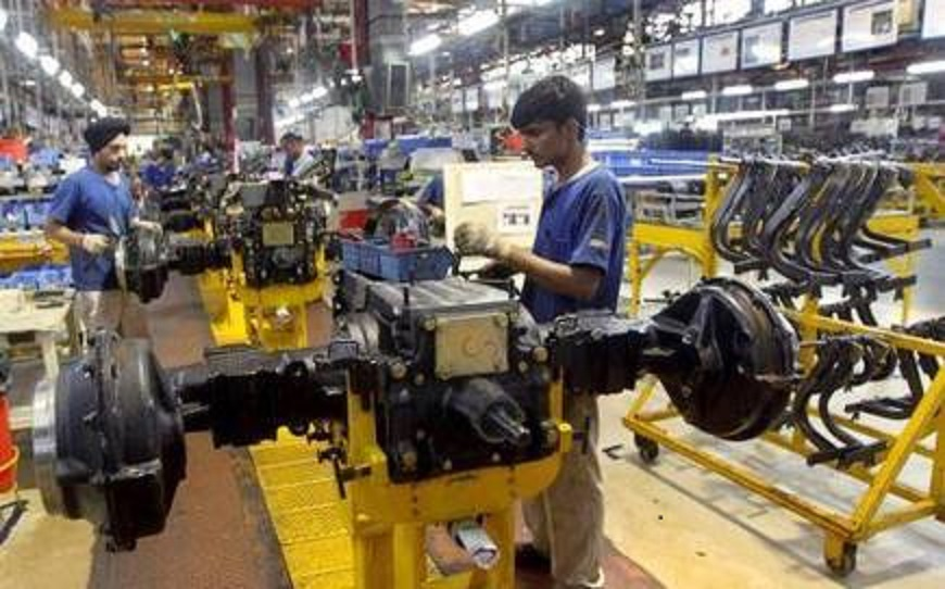 India's manufacturing PMI rises to decade high amid Covid-19 pandemic